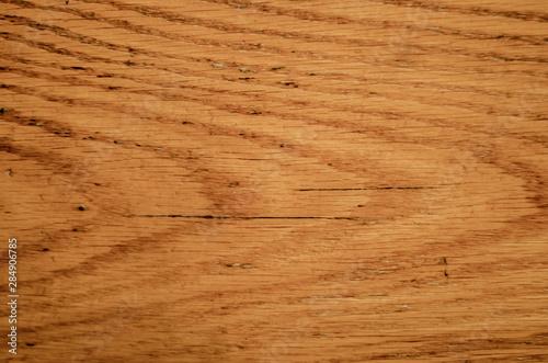 Obraz Scratched Hardwood Texture Closeup - fototapety do salonu