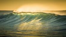 Australia, Queensland, Sunrise...