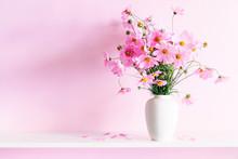 Fresh Summer Bouquet Of Pink C...