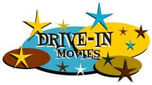 Vintage Mid-century Modern Drive-in Movies Design