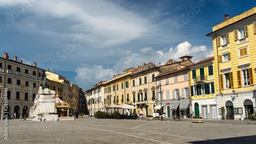 Sarzana: the main square
