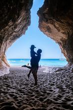 Caves Of Cala Luna Beach Sardi...