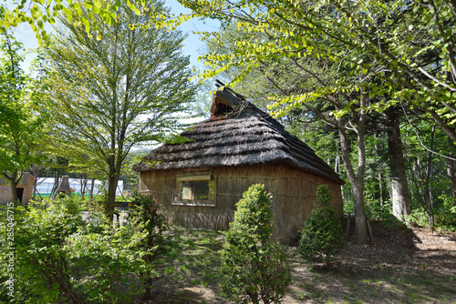 Photo アイヌ民族の家