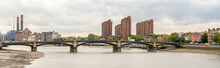 Thames River Panoramic View An...