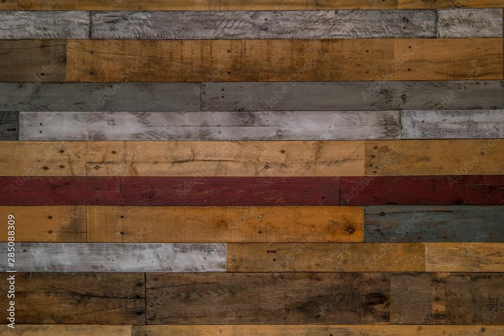 Fototapeta Pallet wood wall