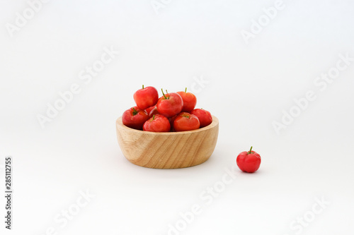 acerola cherry Canvas Print