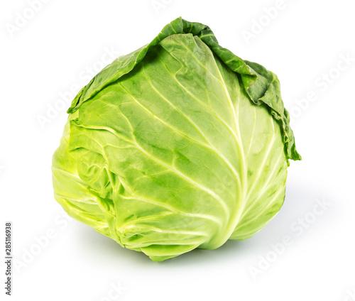 green cabbage Wallpaper Mural