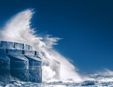 Big Crashing Waves