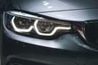 Headlight car Projector/LED of a modern luxury technology