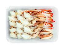 Steamed Crab Meat Pack In Plas...
