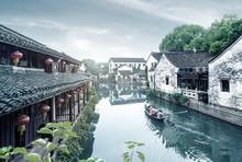 Shaoxing Ancient Town, Zhejiang