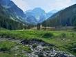 Alpen Gebirge Ennstal