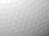 Triangular surface pattern, 3d render