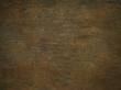 canvas print picture - rusty metal wall background