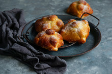 Pan De Muerto Or Bread Of The...