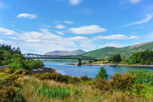 Ballachulish Bridge Crosses Th...