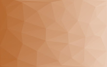 Light Brown Low Poly Backgroun...