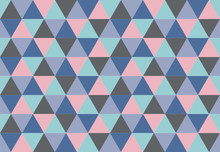 Triangular Seamless Pattern.Lo...