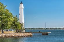 Karlskrona Stumholmen Lighthouse Seascape