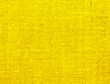 canvas print picture - Yellow fabric background