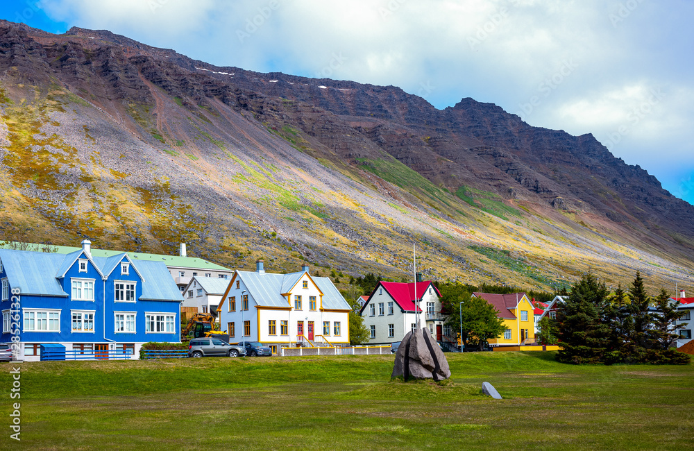 Fototapety, obrazy: Iceland, natural wonders and traditions