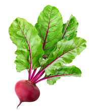 Beetroot Isolated On White Bac...