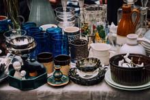 Flea Market. Vintage Stuff. Ae...
