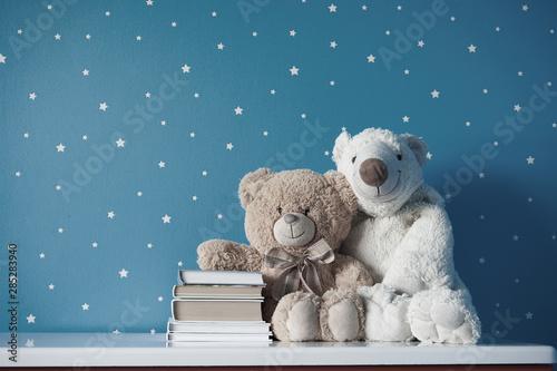 teddy-bear-with-books
