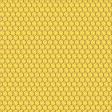 Hive Seamless Pattern