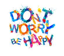 Don't Worry Be Happy. Splash P...