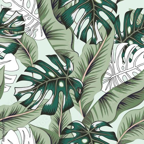 tropikalna-bananowiec-monstera-palma-kolory-rustykalne