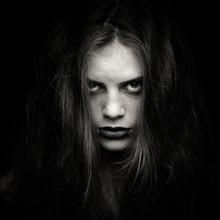 Moody Portrait Of Teenage Girl