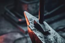Close Up Photo Shoot Of Hammer...