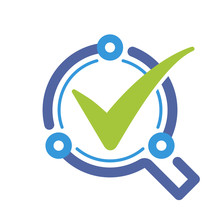 Illustrated Icon With The Concept Of A Smart Tech Correction System