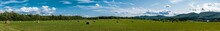Panoramic View Of A Land In Ad...
