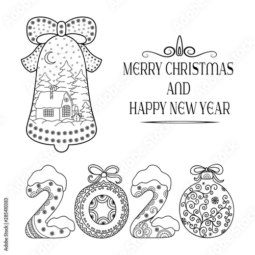 Happy New Year Doodle 63