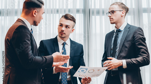 Fotomural Business briefing