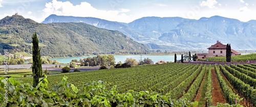 Valokuvatapetti Kalterer See - Südtirol