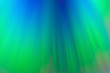 canvas print picture - Neon rainbow streaks, blurred multicolor beams. Abstract background