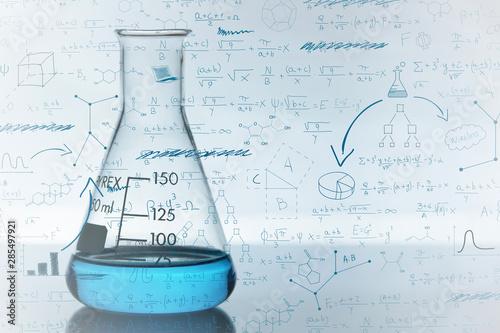 Fotografie, Obraz chimica, scienza, molecole, farmacologia