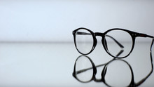 Classic Eyeglasses With Diopte...