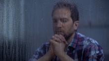 Sinner Praying To God, Asking ...