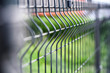 grating wire industrial fence panel gate