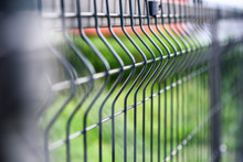 Grating Wire Industrial Fence ...