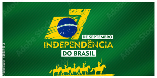 Valokuva 7 de setembro, independencia do brasil, (translation : 7  September, Independenc