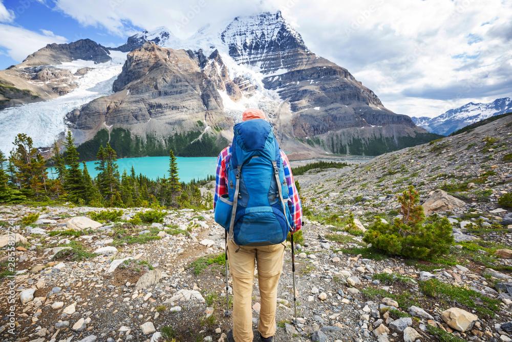 Fototapety, obrazy: Hike in Canada