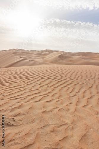 Obraz Arabische Sandwüste - fototapety do salonu