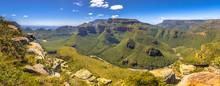 Blyde River Canyon Three Ronda...