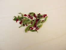 Dried Pomegranate Leaves And D...
