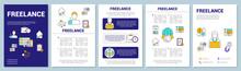 Freelance Job Brochure Templat...